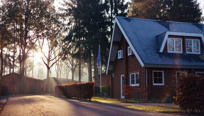 fachada ventilada de una casa - revestimiento de fachadas